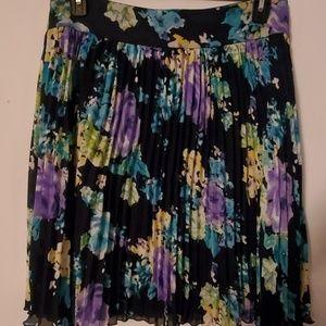 Charter Club NWT Accordian Style Skirt - 10